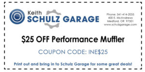 $25 OFF performance muffler INE$25